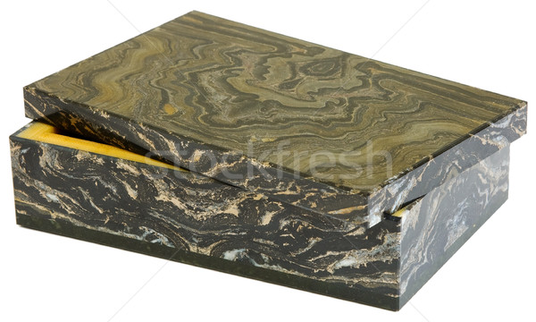 casket from a stone Stock photo © pzaxe