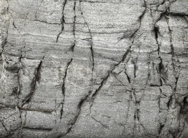поверхность природного каменные большой трещин аннотация Сток-фото © pzaxe