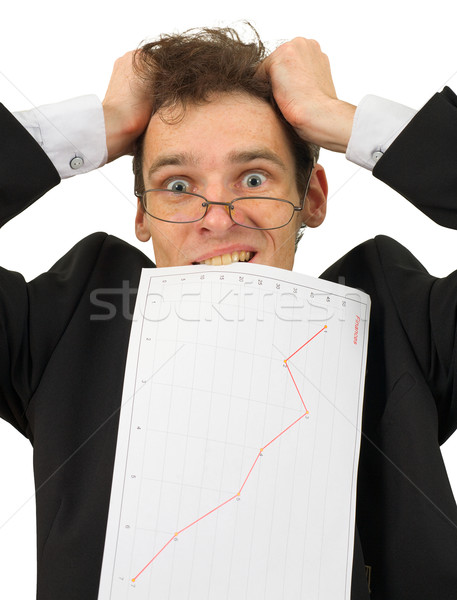 Big problems with the finance Stock photo © pzaxe