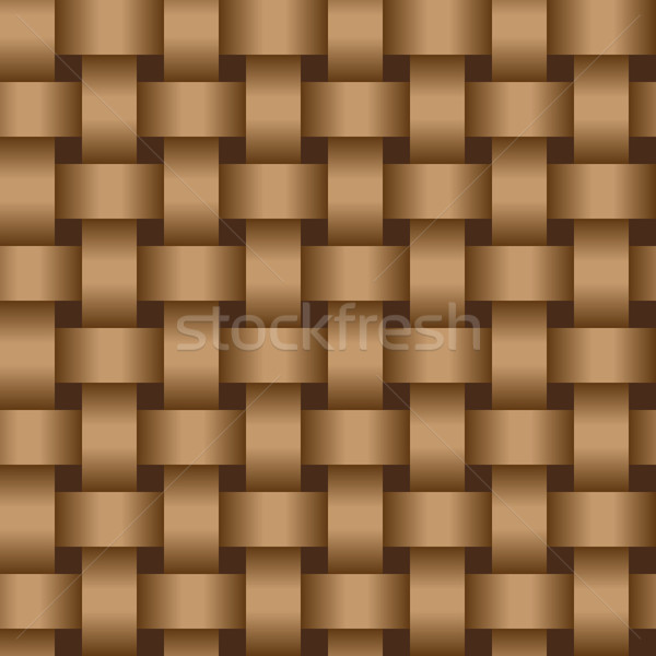 Bruin textuur vector eps8 abstract kruis Stockfoto © pzaxe