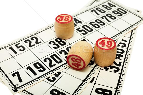 Lotto Stock photo © pzaxe