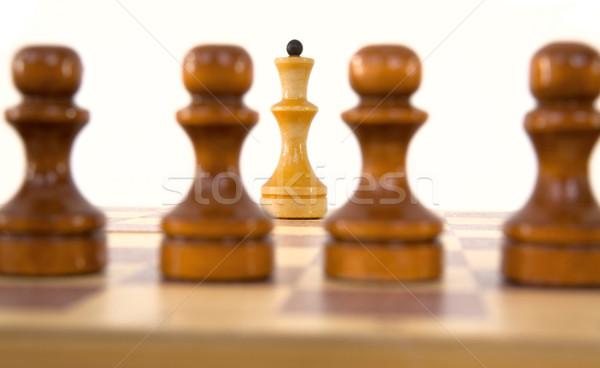 Chess queen Stock photo © pzaxe