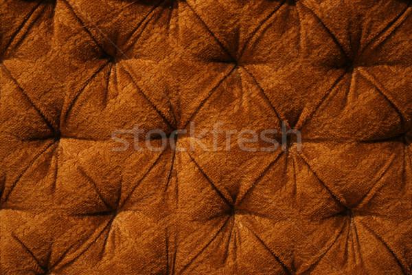 Tappezzeria vecchio divano tessuto texture abstract Foto d'archivio © pzaxe