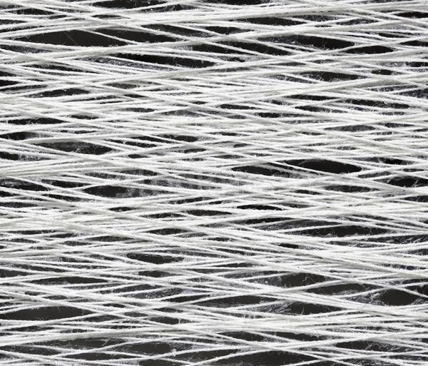 Texture filati colla foto pattern tessili Foto d'archivio © pzaxe