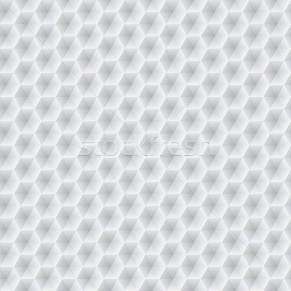 Vector abstract design - a surface with hexagonal dimples Stock photo © pzaxe