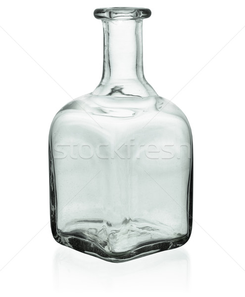 Empty tequila bottle Stock photo © pzaxe