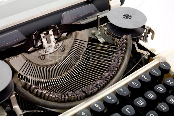 Typewrite Stock photo © pzaxe