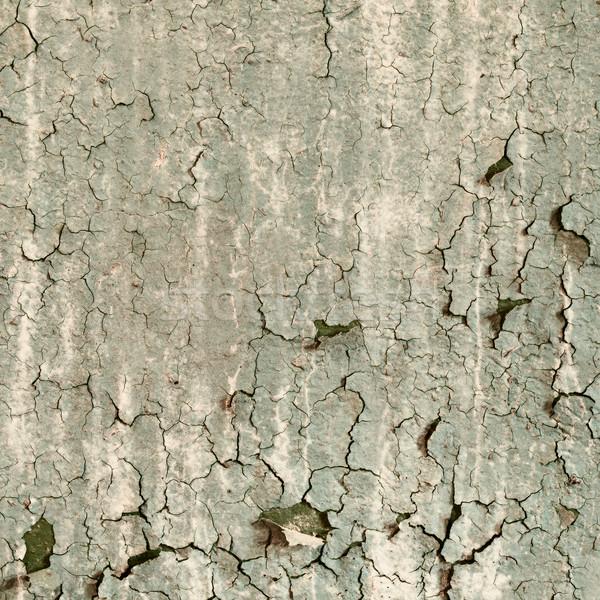 Tekstury starych uszkodzony farby ściany konkretnych Zdjęcia stock © pzaxe