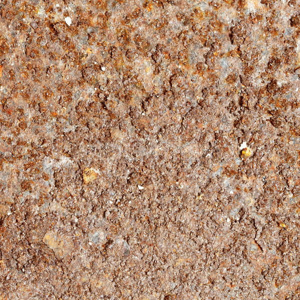 Texture vecchio arrugginito superficie metallica piazza muro Foto d'archivio © pzaxe