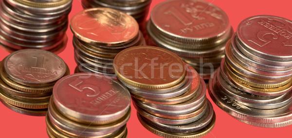 Russian coins Stock photo © pzaxe