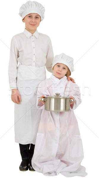 Cooks Stock photo © pzaxe