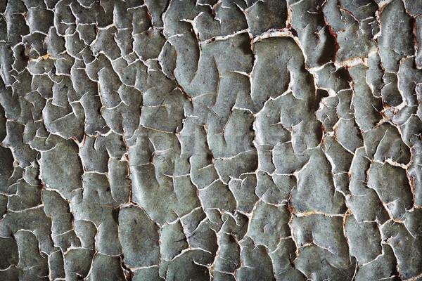 Walgelijk beschadigd muur donkere oude textuur Stockfoto © pzaxe