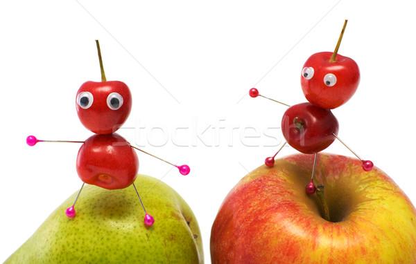 Two little men Stock photo © pzaxe