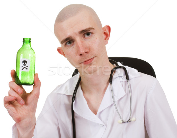 Doctor Stock photo © pzaxe