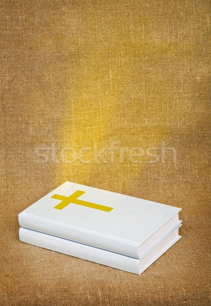 Bible rays Stock photo © pzaxe