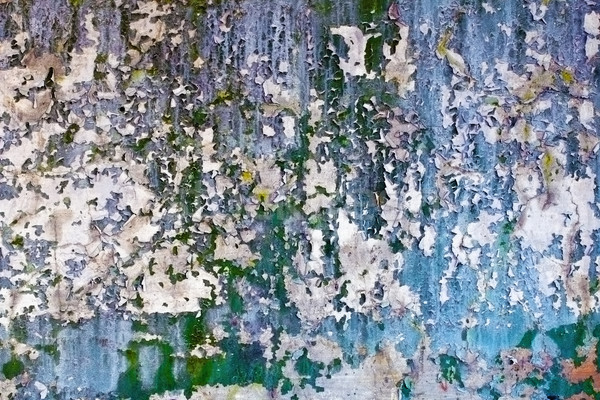 Peeling walls abandoned buildings - dirty background Stock photo © pzaxe