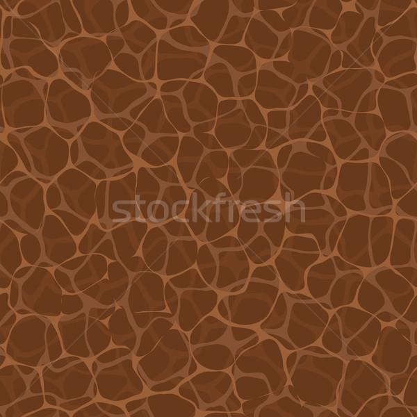 вектора bio чистой коричневый природы Сток-фото © pzaxe