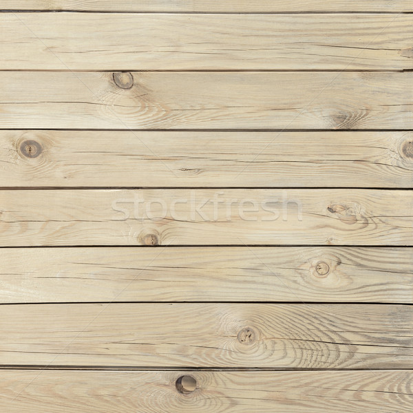 Pine wooden texture with knots and cracks Stock photo © pzaxe