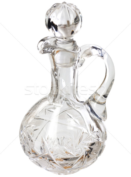 The figured carafe Stock photo © pzaxe