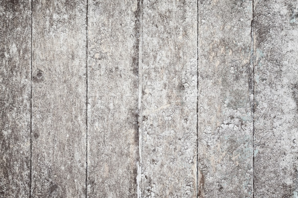 Grunge rural wooden surface with stains and fungus Stock photo © pzaxe