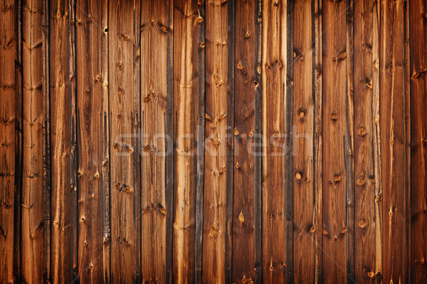 Old larch boards - grunge background Stock photo © pzaxe