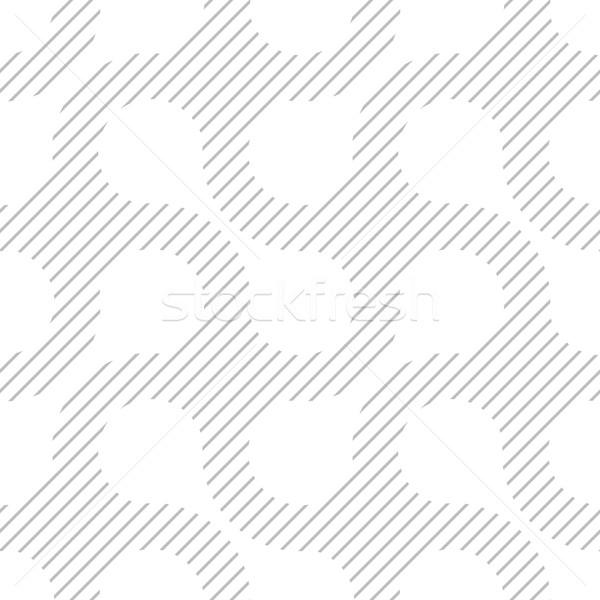 простой геометрический вектора шаблон диагональ линия Сток-фото © pzaxe