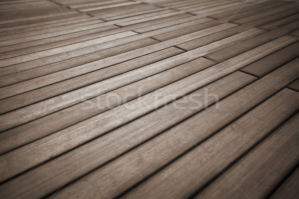 Solid wood flooring Stock photo © pzaxe