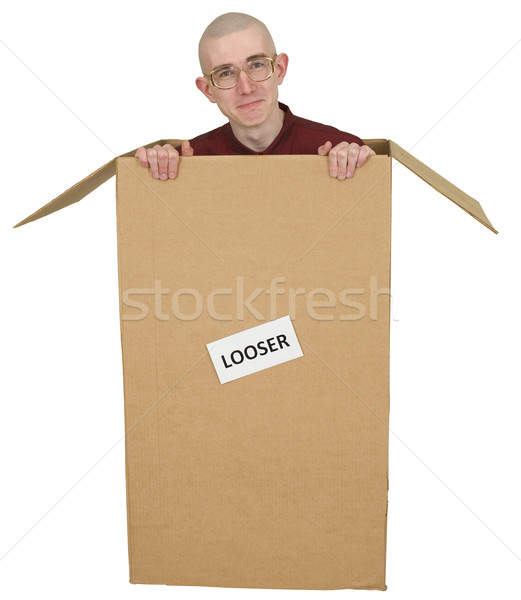 Looser Stock photo © pzaxe