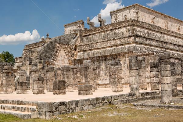 древних храма руин Сток-фото © Quasarphoto