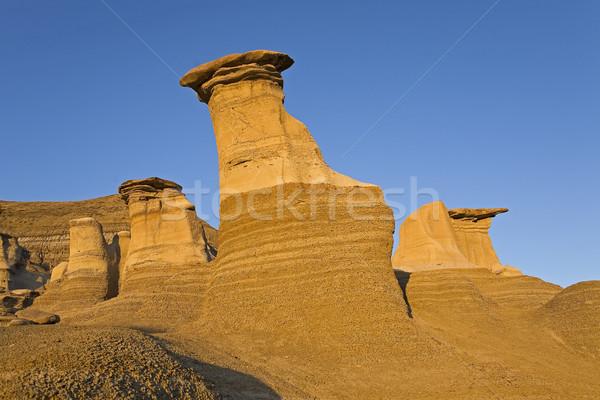 Batı Kanada mavi kaya cazibe batı Stok fotoğraf © Quasarphoto