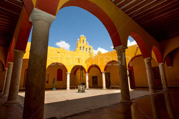 испанский интерьер путешествия архитектура туризма Сток-фото © Quasarphoto