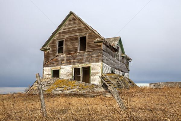 haunted old house Stock photo © Quasarphoto
