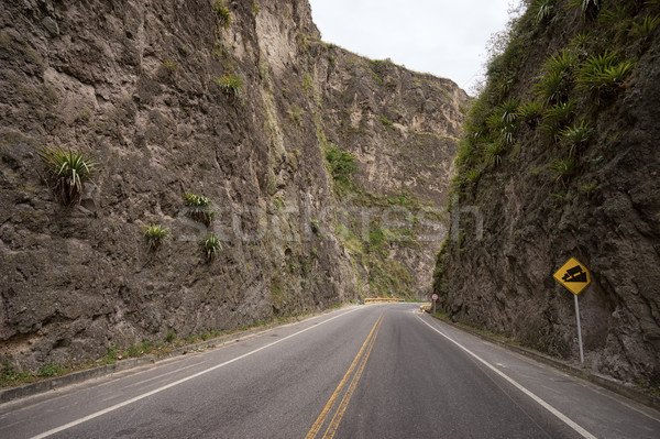 road in Colombia  Stock photo © Quasarphoto