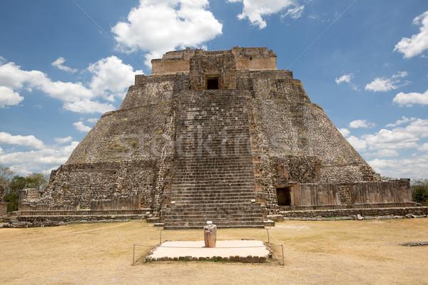 основной храма древних город поклонения тропические Сток-фото © Quasarphoto