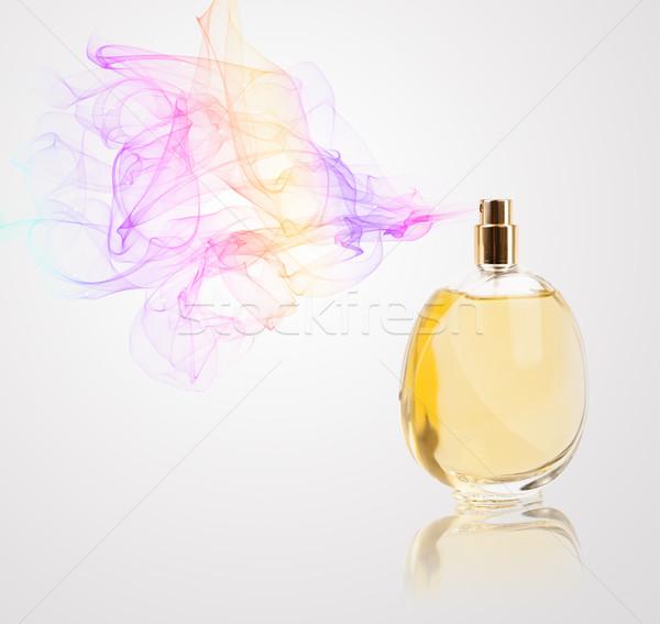 香水 ボトル 香り カラフル ガラス ストックフォト © ra2studio