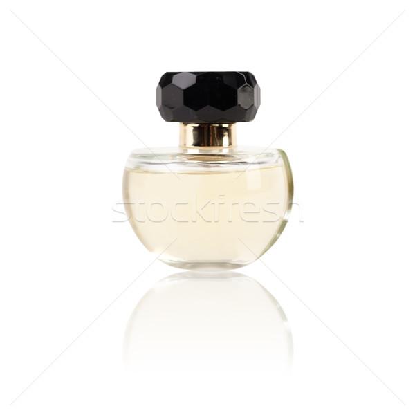 香水 美しい ボトル 孤立した 白 女性 ストックフォト © ra2studio