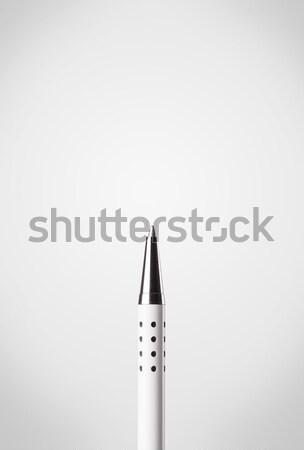 карандаш копия пространства карандашом искусства образование инструментом Сток-фото © ra2studio