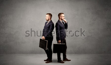 Ruthless business concept Stock photo © ra2studio