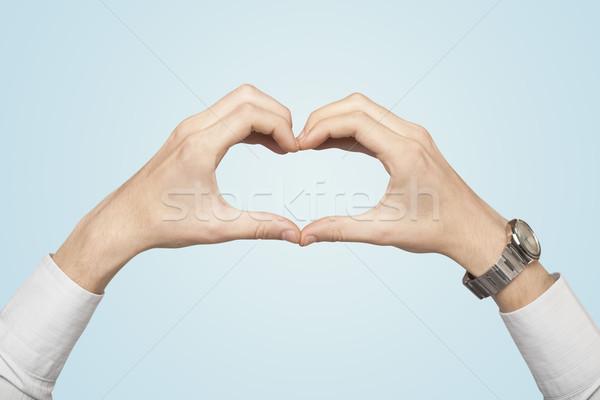 手 フォーム 背景 にログイン 皮膚 ストックフォト © ra2studio