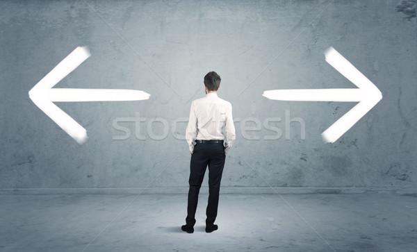 混乱 事業者 方法 ビジネスマン ストックフォト © ra2studio