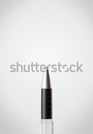 Felt pen with copy space Stock photo © ra2studio