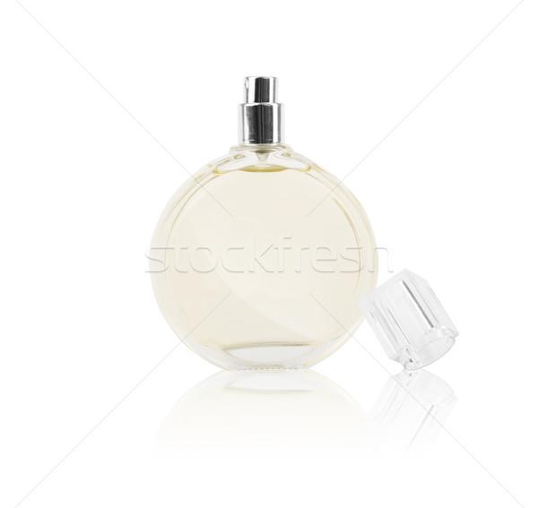 women's perfume in beautiful bottle Stock photo © ra2studio