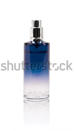 women's perfume in beautiful bottle Stock photo © ra2studio