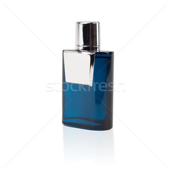 man's perfume in beautiful bottle Stock photo © ra2studio