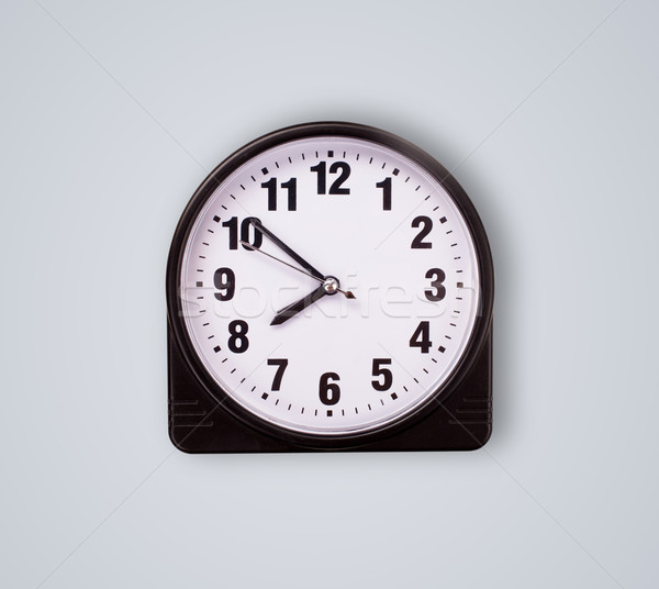 Moderna reloj preciso tiempo Foto stock © ra2studio