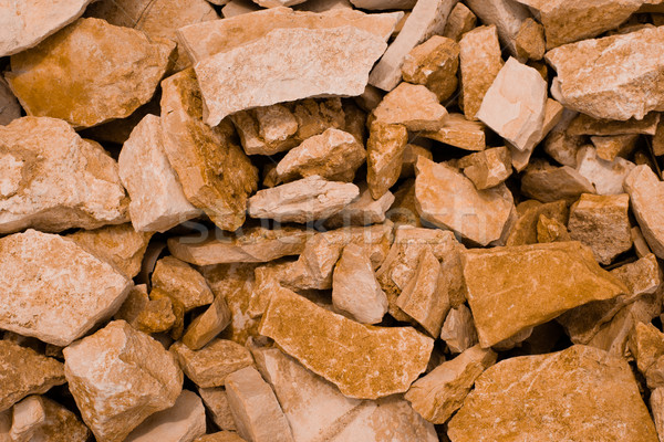 декоративный полу текстуры гравий камней строительство Сток-фото © ra2studio