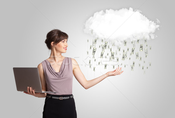 6623414_stock-photo-woman-with-cloud-and
