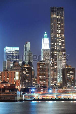 New Jersey Goldman Sachs Tower Stock photo © rabbit75_sto