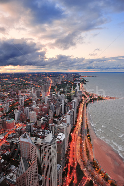 Chicago Lakefront Stock photo © rabbit75_sto