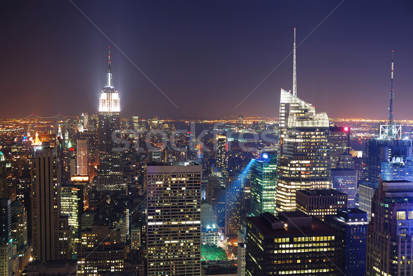 New York City Manhattan Stock photo © rabbit75_sto